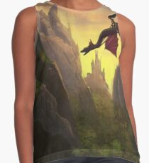 Dragon Rider Sleeveless Top