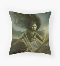 Spirit of the Meadow Throw Pillow