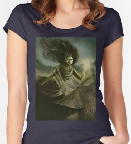 Spirit of the Meadow Fitted Scoop T-Shirt