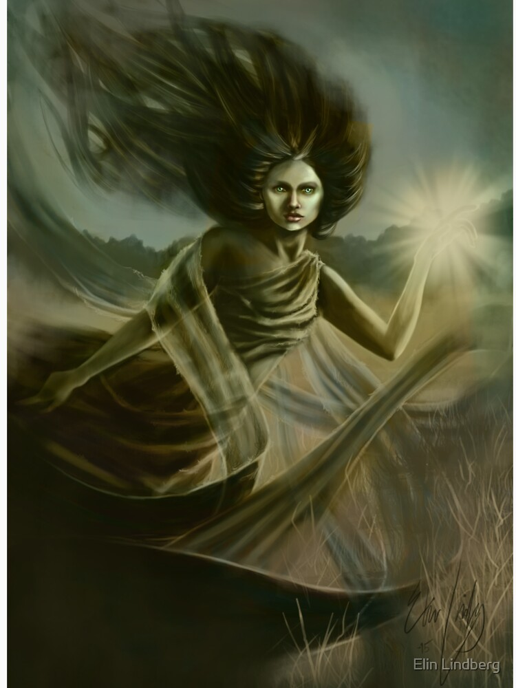 Spirit of the Meadow by elindberg