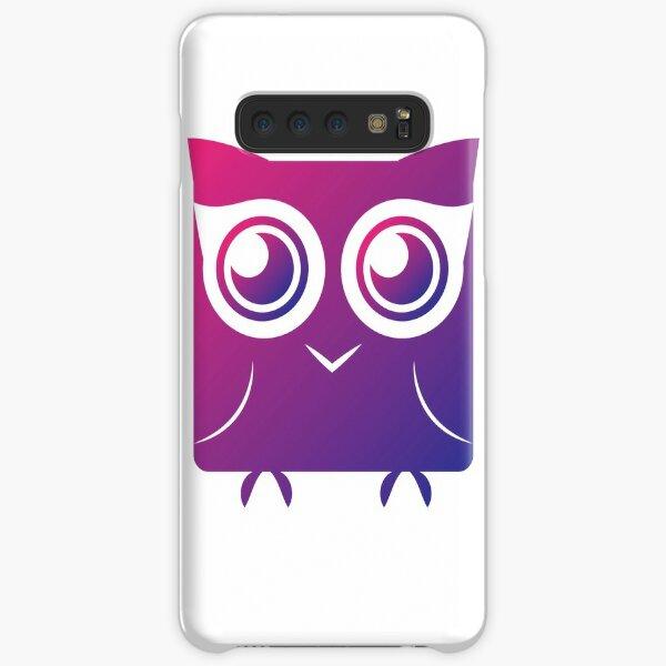 Curious Owl Samsung Galaxy Snap Case