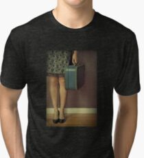 Never To Look Back Tri-blend T-Shirt