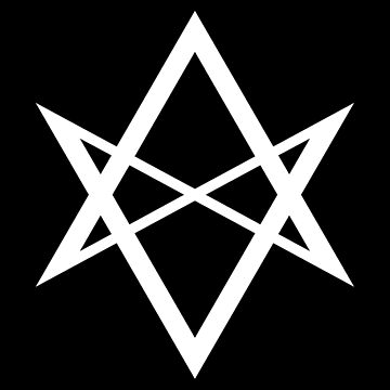 Unicursal Hexagram by fearandclothing