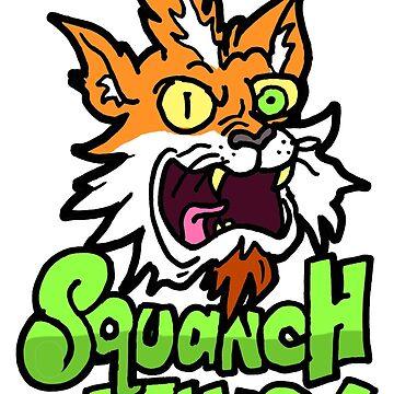 Rick and Morty™ Squanchy transformed - Squanch This! by sketchNkustom