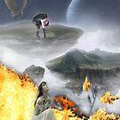 Torn between worlds by CarmenDavies