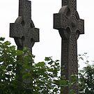 Celtic Crosses by Bernadette Watts