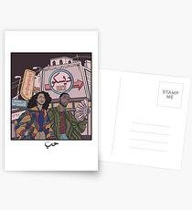 DISCO SAUDI Postkarten