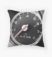 AMG Throw Pillow