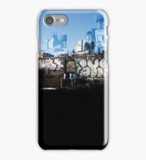 Cityscript iPhone Case/Skin