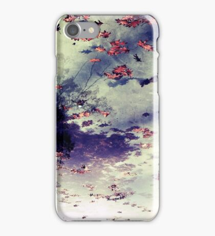 Water and Fall iPhone Case/Skin