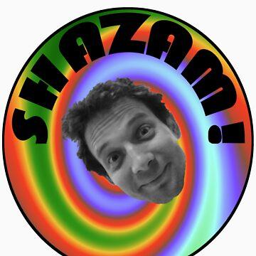Shazam! by PaulDuckett