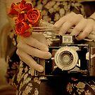 my old camera by Carol Yepes