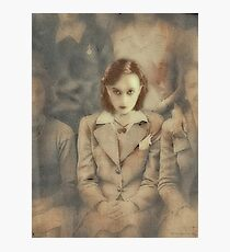 boarding school  Photographic Print