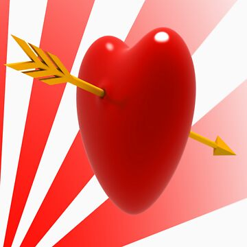 Cupids Arrow by FractalKing