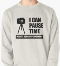 Photographer Superpower Pullover