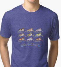 Gotta Geck 'em All! Tri-blend T-Shirt