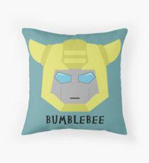 Bumblebee G1 Throw Pillow