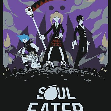 Soul Eater by SnipSnipArt
