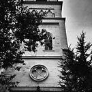 First Universalist Church by Colleen Drew