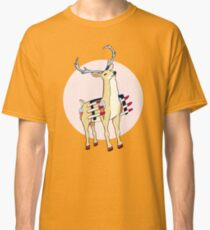 Battle Stag Classic T-Shirt