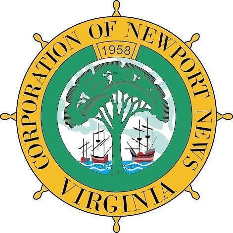 Seal of Newport News, Virginia by PZAndrews