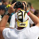 The photographer in action by EHAM-spotter