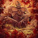 Seelen sterben nicht Iron Giant Fan Art von TaylorRoseArt