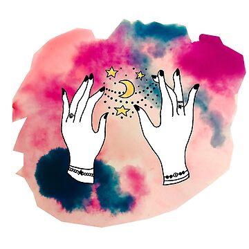 Celestial Hands by alexavec