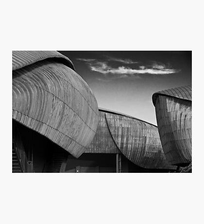 Auditorium Parco della Musica Photographic Print
