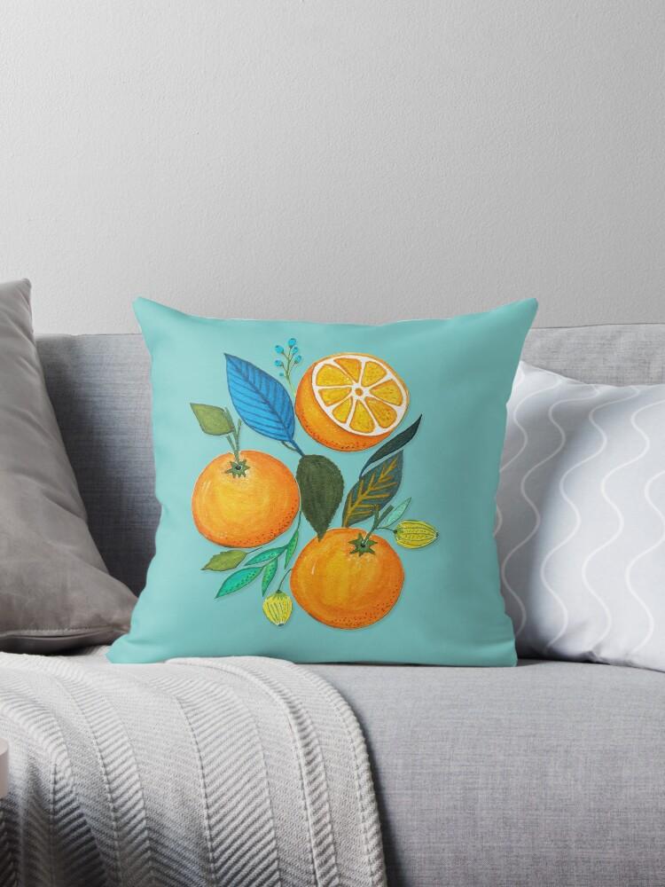 «Lady Orange» de Anny Cecilia  Walter