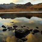 Blea Tarn Reflections. by Billlee