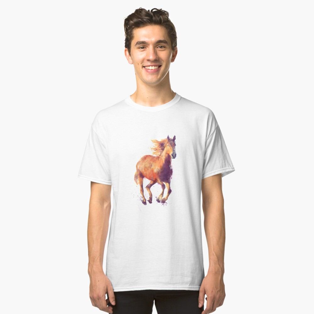 Horse // Boundless Classic T-Shirt