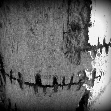 Jack Skellington Tree by GriffMAD