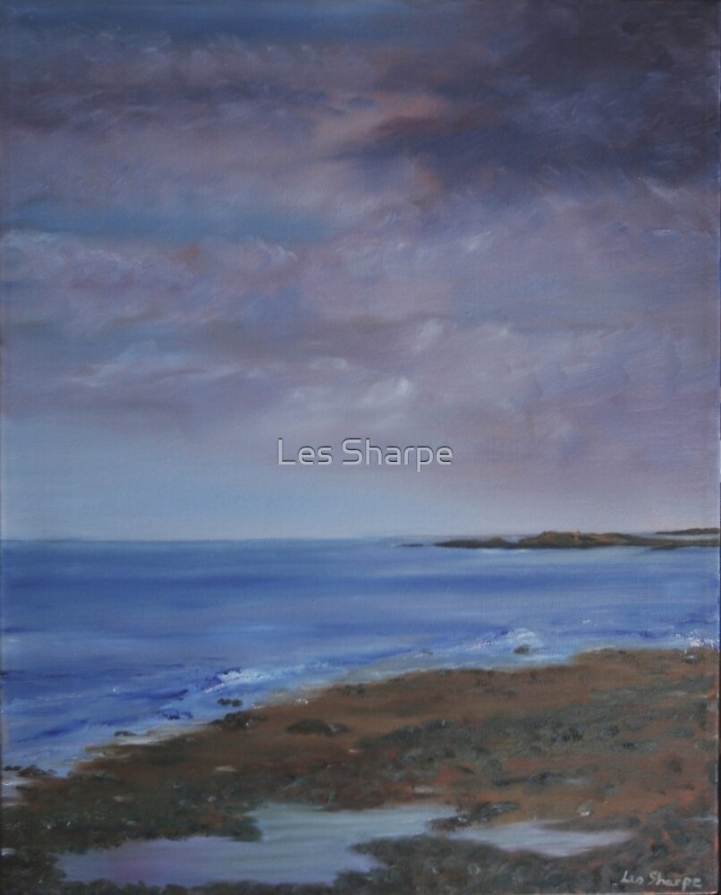 Still Pool by Les Sharpe