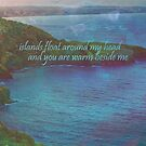 islands float around my head... by ShadowDancer