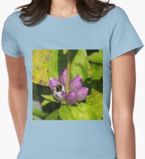 Help, I fell in! Womens Fitted T-Shirt