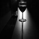 Wine glass by Brett Wall