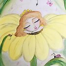 Daisy by MarleyArt123