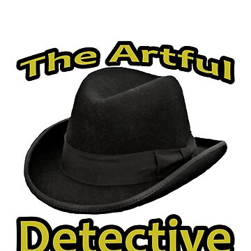 The Hat Makes the Man, The Detective ! by michaelrodents