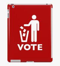 VOTE iPad Case/Skin