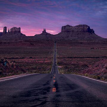 Monument Valley, Utah. by mattmacpherson