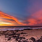 Boxing Day Sunset by robcaddy