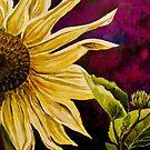 Sunflower by Julie Ann Accornero