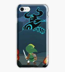 Attack on Ganon iPhone Case/Skin