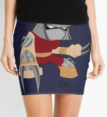 Chibi Mirage Shredder Mini Skirt