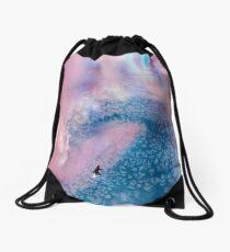 Surf Drawstring Bag