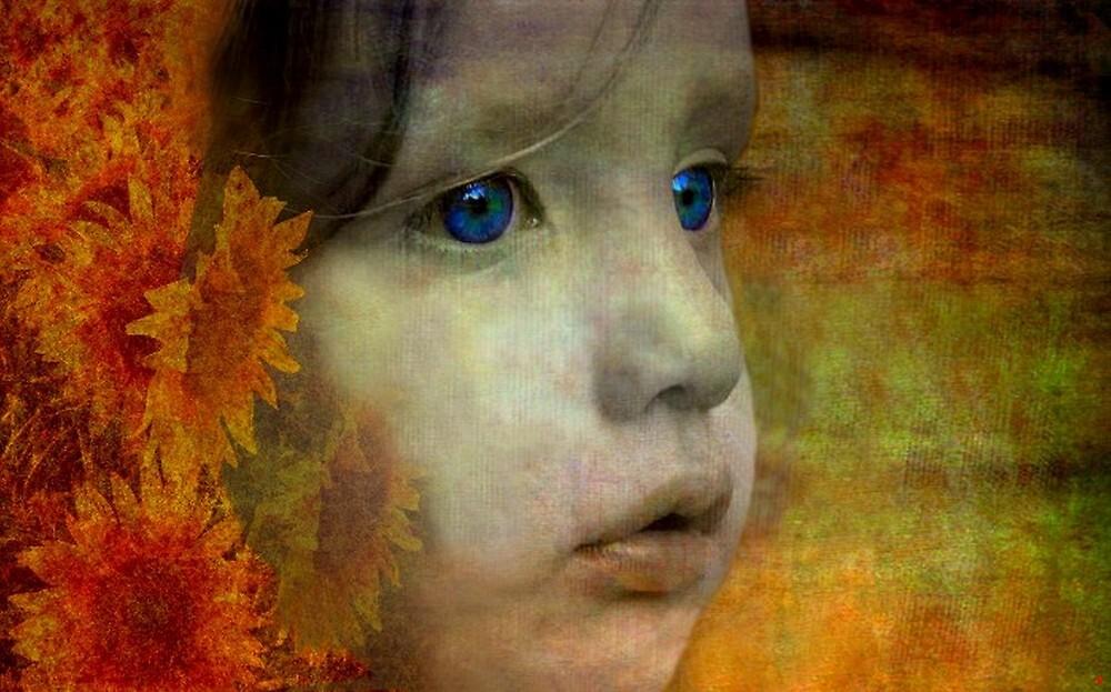 Angel eyes..... by DaveHrusecky