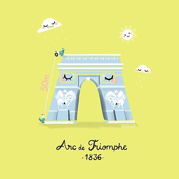 «Arc de Triomphe» par BabyKarot