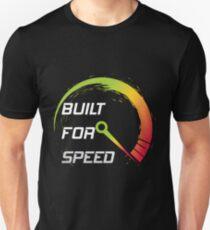 Speedometer speedometer gift Unisex T-Shirt