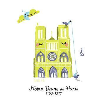 «Notre Dame de Paris» par BabyKarot